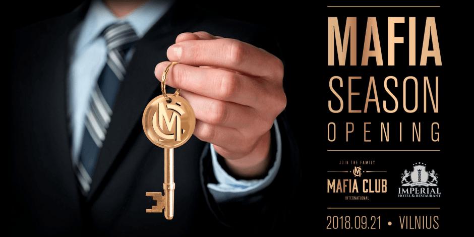 Mafia Season Opening