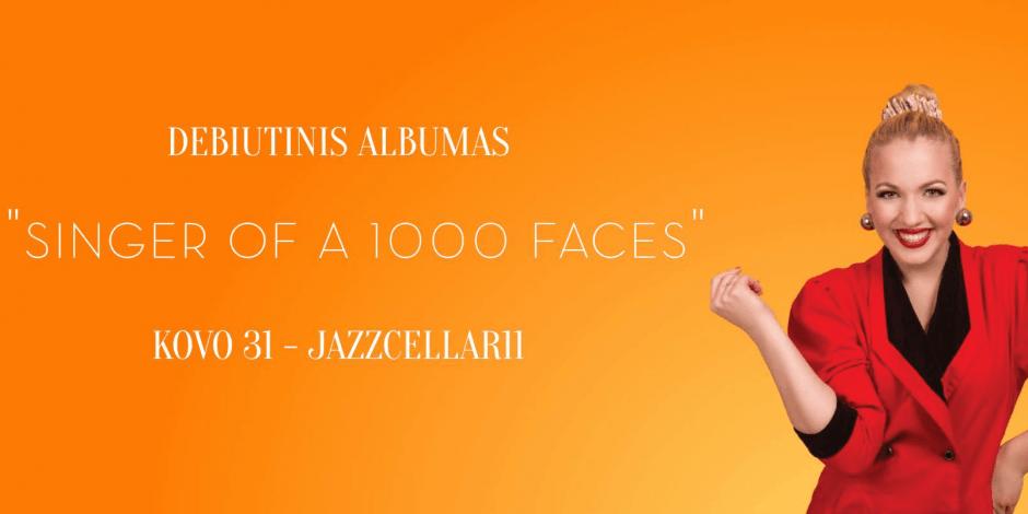 "Veronika ChiChi ""Singer of a 1000 faces"" - Albumo pristatymas"