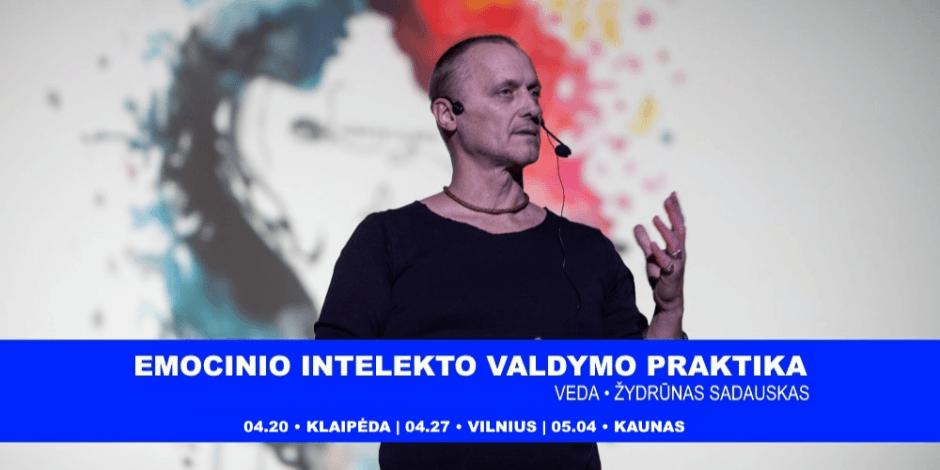 EMOCINIO INTELEKTO VALDYMO PRAKTIKA | VILNIUS