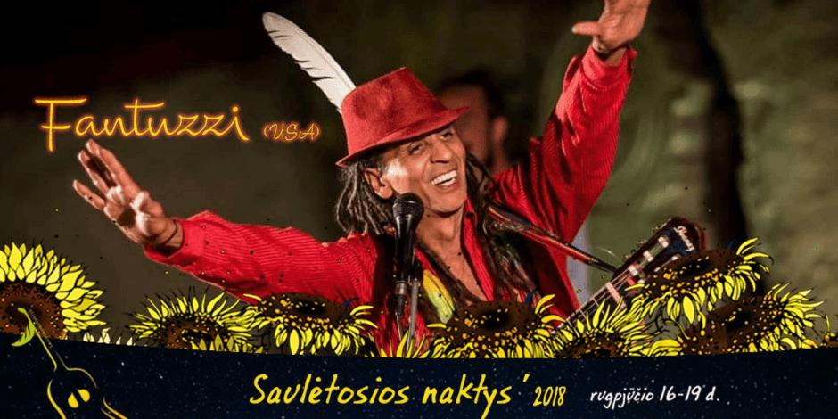 Festivalis Saulėtosios naktys 2018