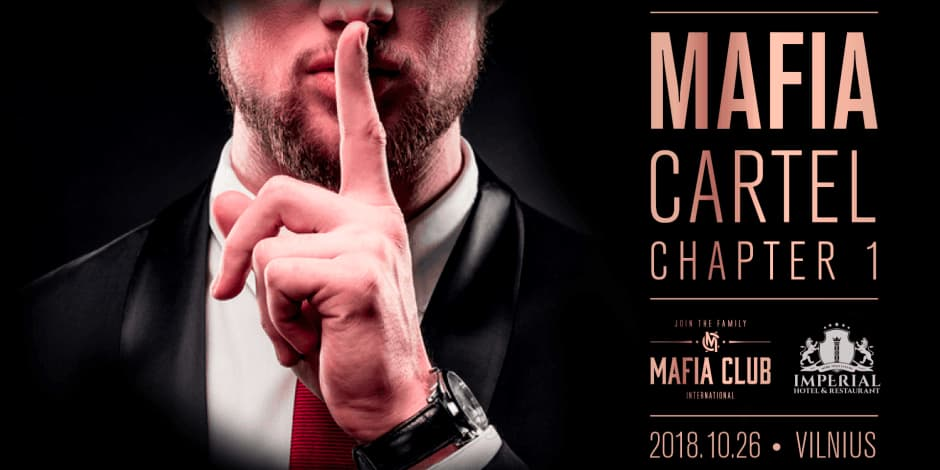Mafia Cartel. Chapter 1