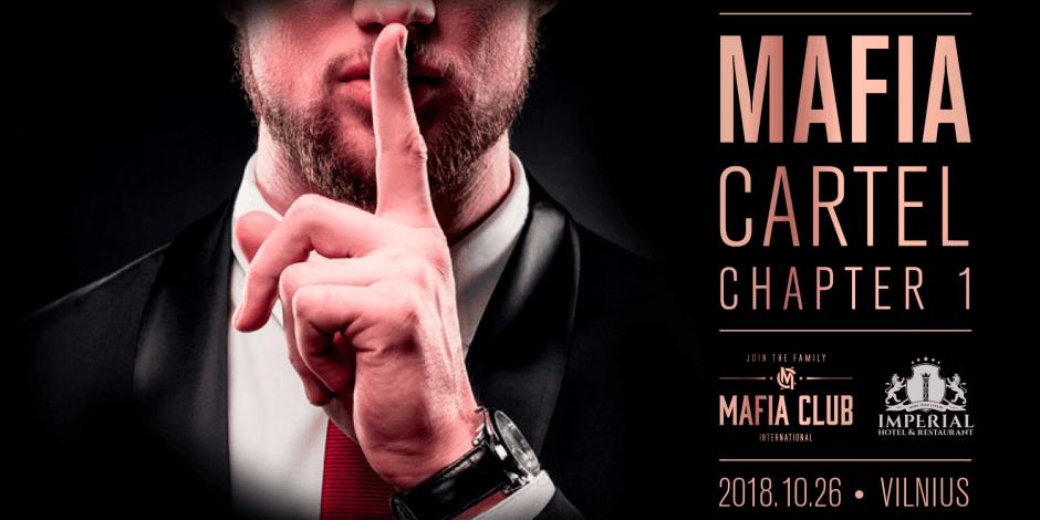Mafia Cartel. Chapter 1