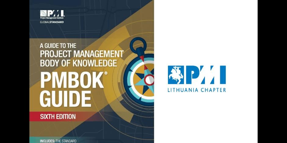 PMP Egzamino pokyčiai ir naujasis PMBOK 6th Edition