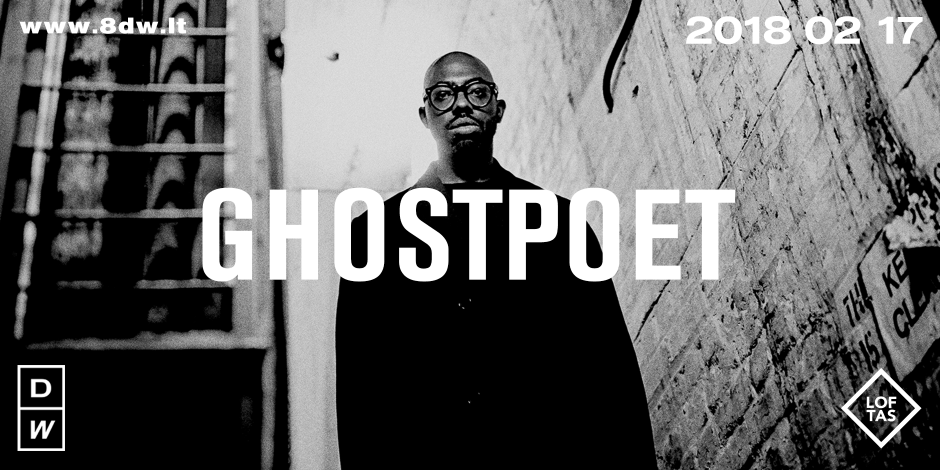 Ghostpoet | European Tour 2018