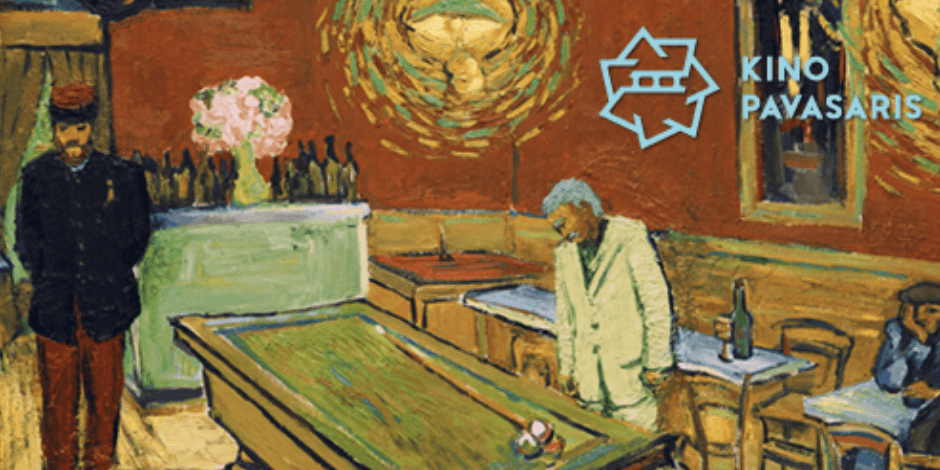 KINO PAVASARIS: Jūsų Vincentas