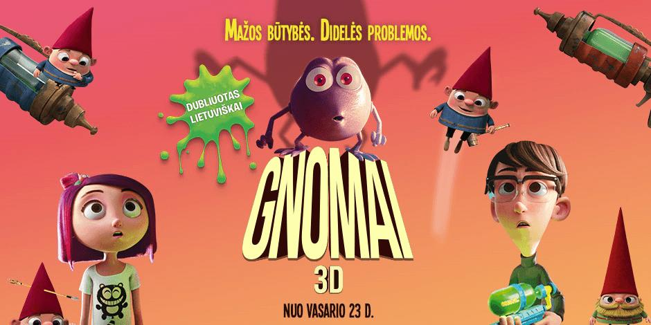 GNOMAI 3D