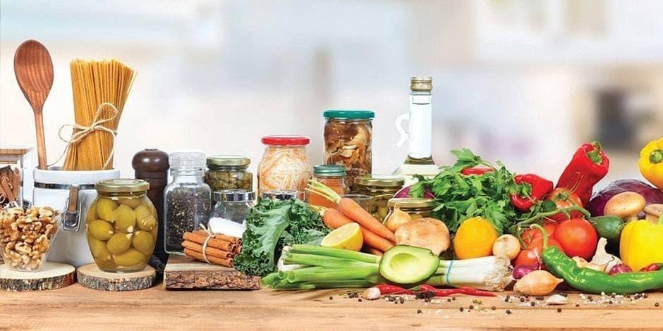 Paskaita: Maisto produktai - nauda, žala ir paplitusios klaidos.