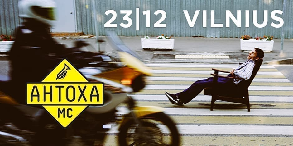 Antoxa MC // Vilnius 12.23