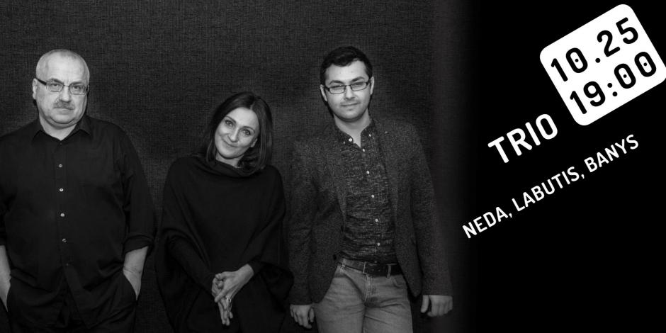 Trio Neda / Labutis / Banys