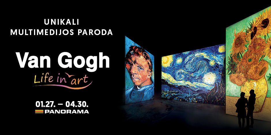 Van Gogh Life in art