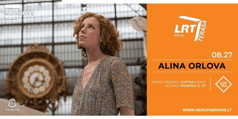 LOCAL MONDAYS: Alina Orlova