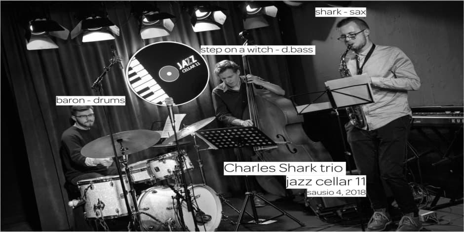 Charles Shark trio