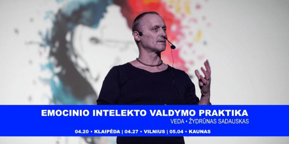 EMOCINIO INTELEKTO VALDYMO PRAKTIKA | KLAIPĖDA