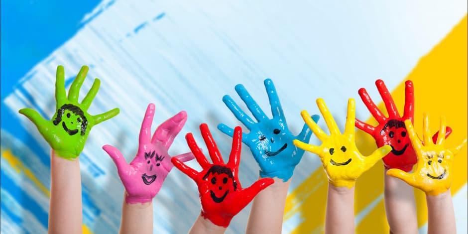 Handmade Matrioszka - zrób zabawkę na choinkę (dzieci 5-8 lat)