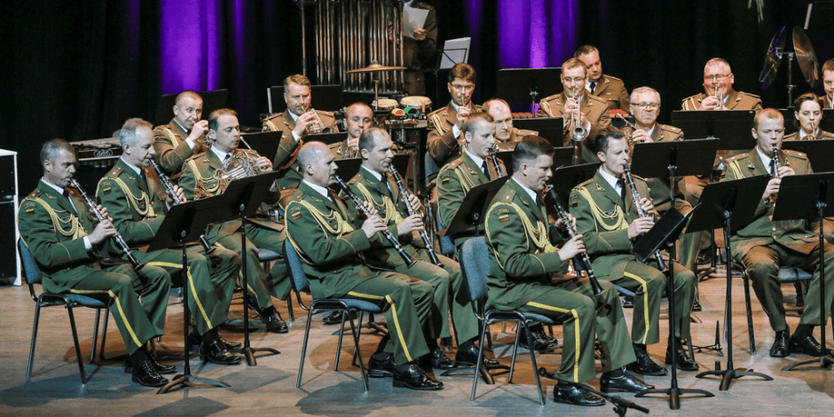 """AMBER WIND 2018: koncertas """"Garsų Spalvos"""""""