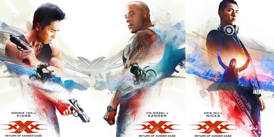xXx: Ksanderio Keidžo sugrįžimas 3D (Sausio 24 d.)