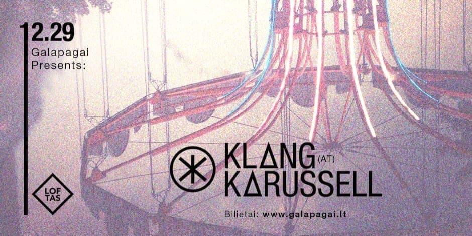 Galapagai Presents: KLANGKARUSSELL (AT)