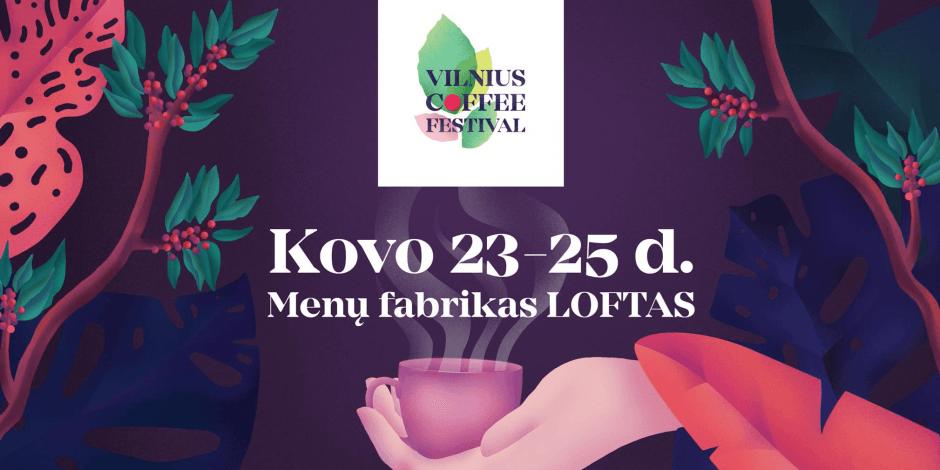 Vilnius Coffee Festival 2018