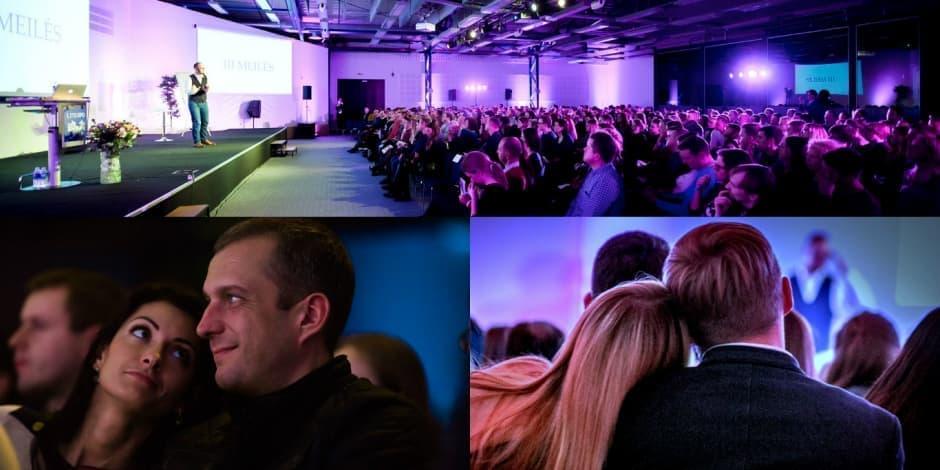 Vakaro seminaras Vilniuje: Ką apie santykius turi žinoti kiekvienas