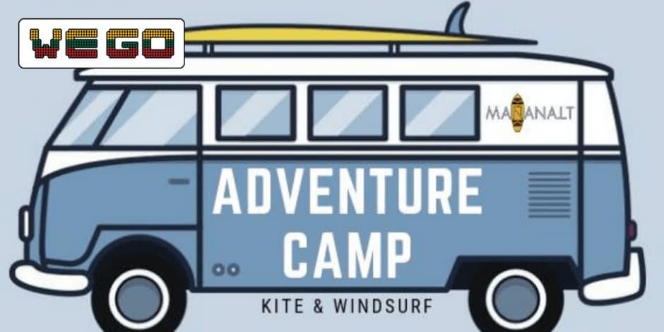 WE GO I Adventure Camp: Ispanija