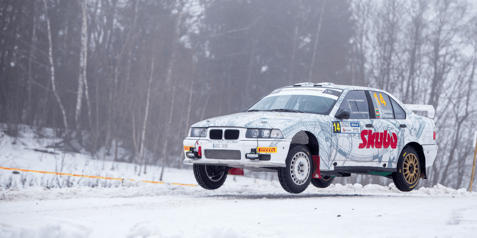 Winter Rally 2018