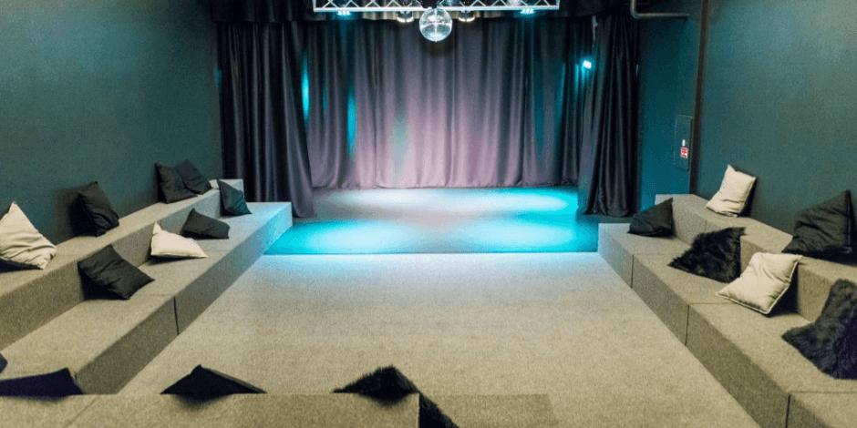 BŪRELIS: Teatras 6-12 vaikams