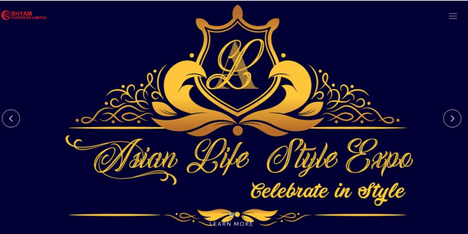 Asian Life Style Expo, Dubai 2018