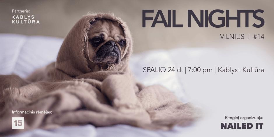 FAIL NIGHTS #14