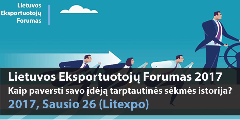 Lietuvos Eksportuotojų Forumas