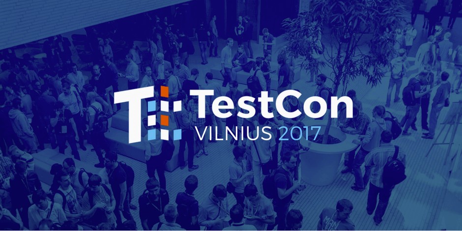 TestCon Vilnius 2017 / Workshop Ticket