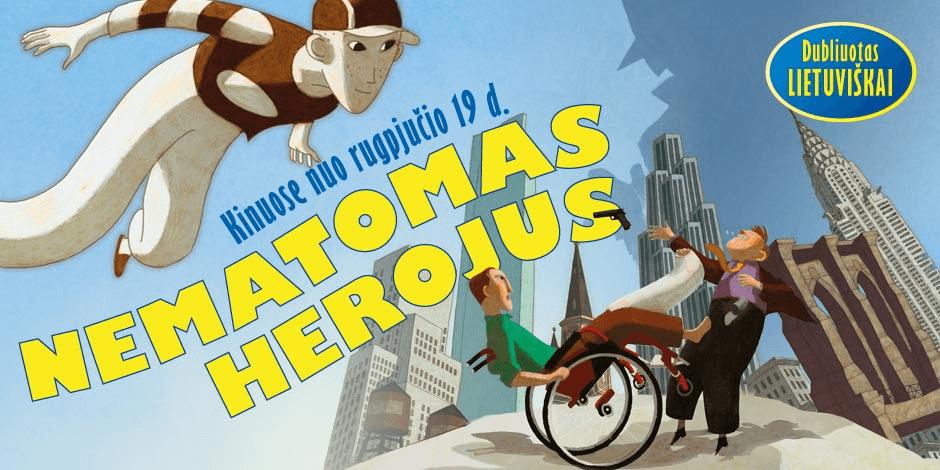 Nematomas herojus (Rugpjūčio 26 d.)