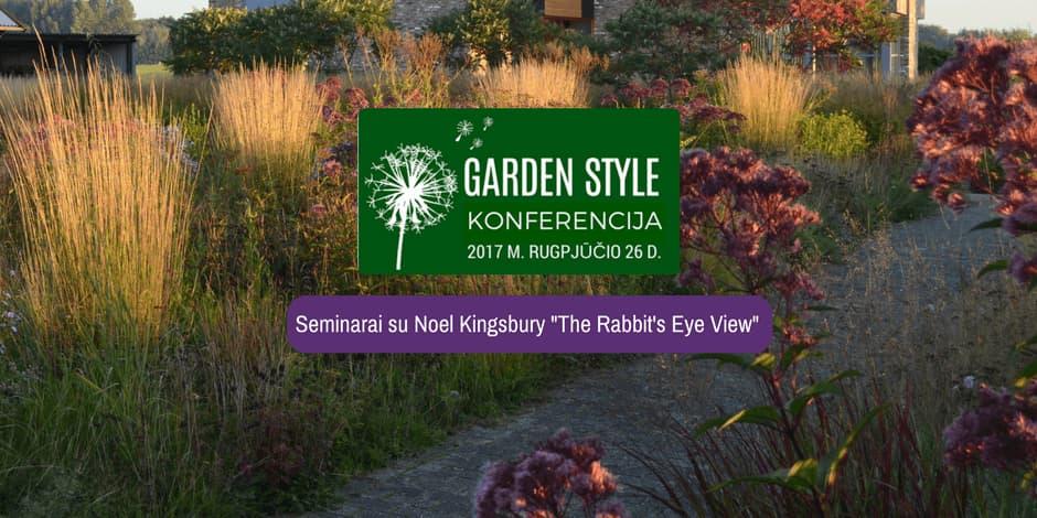 Noel Image.Seminaras The Rabbit S Eye View Su Noel Kingsbury