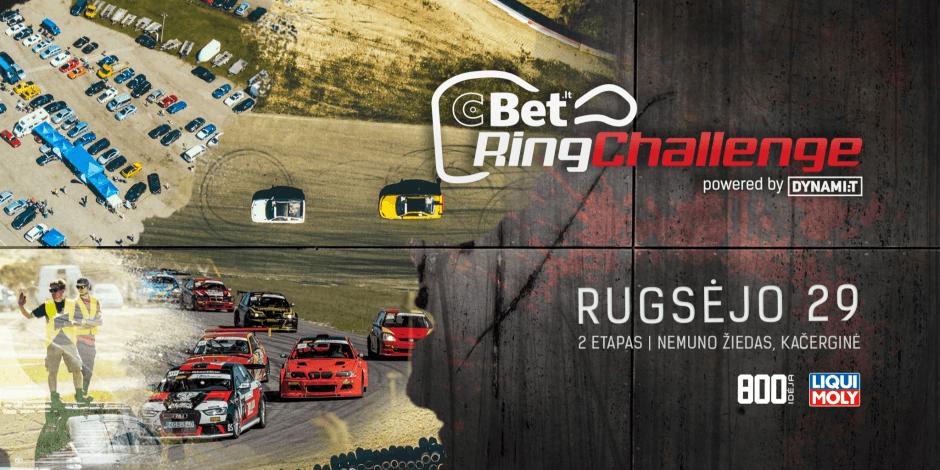 CBet Ring Challenge - 2 Etapas