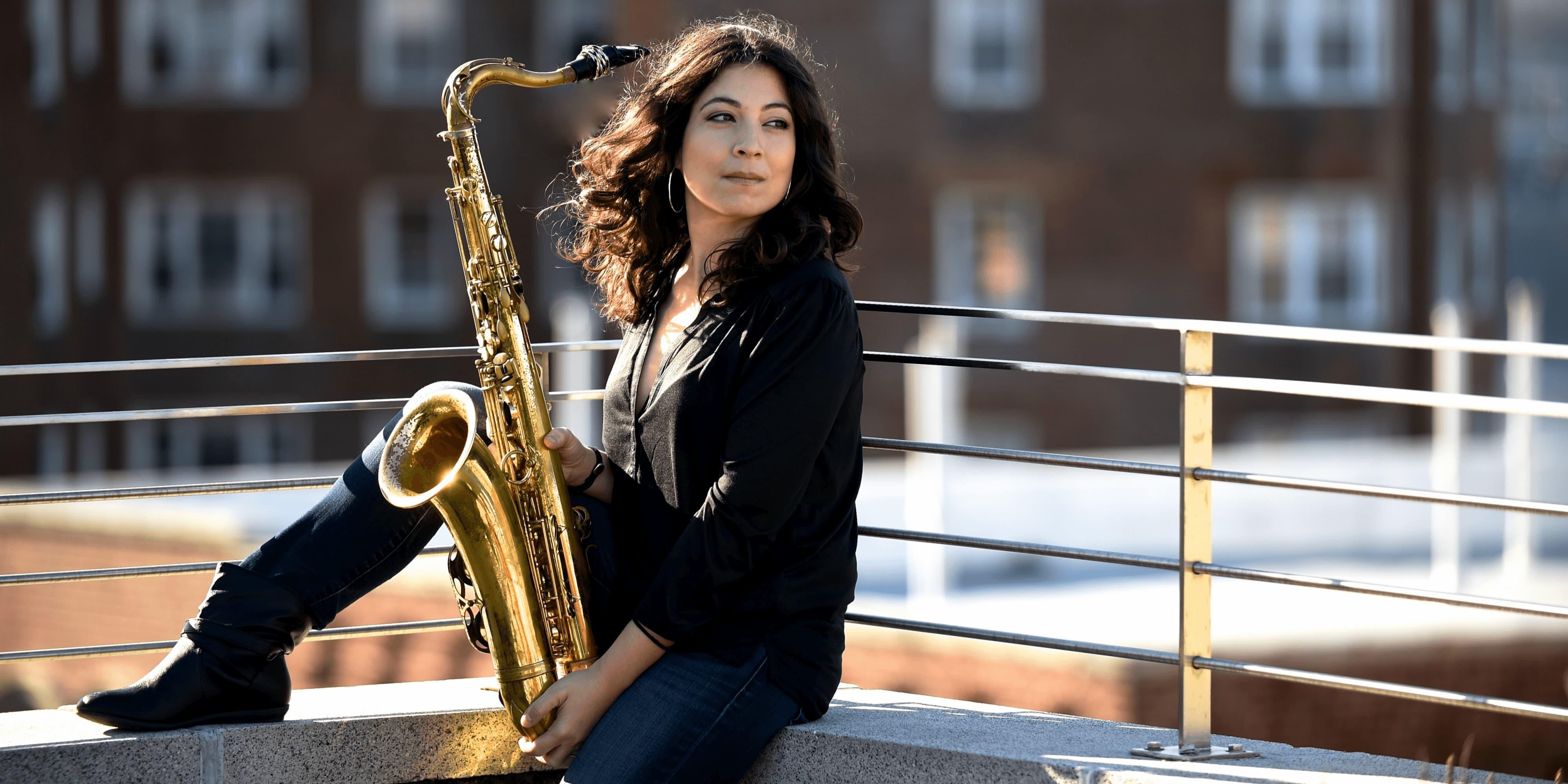 "Berta Moreno albumo ""Little steps"" (Niujorkas, 2017m.) pristatymo koncertas Vilniuje, Jazz Cellar 11 klube."