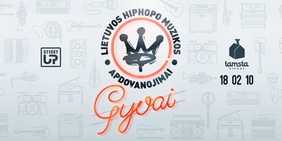 Lietuvos Hip Hopo Muzikos Apdovanojimai