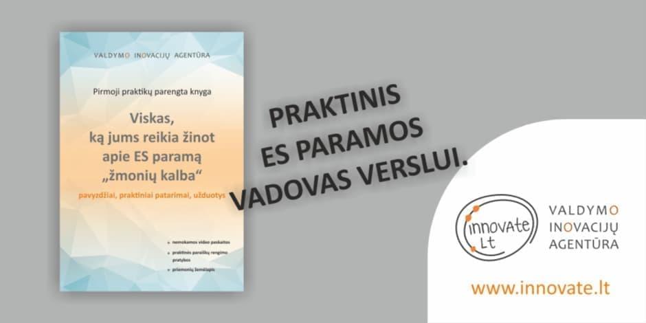 Seminaras ES projektų rašymas