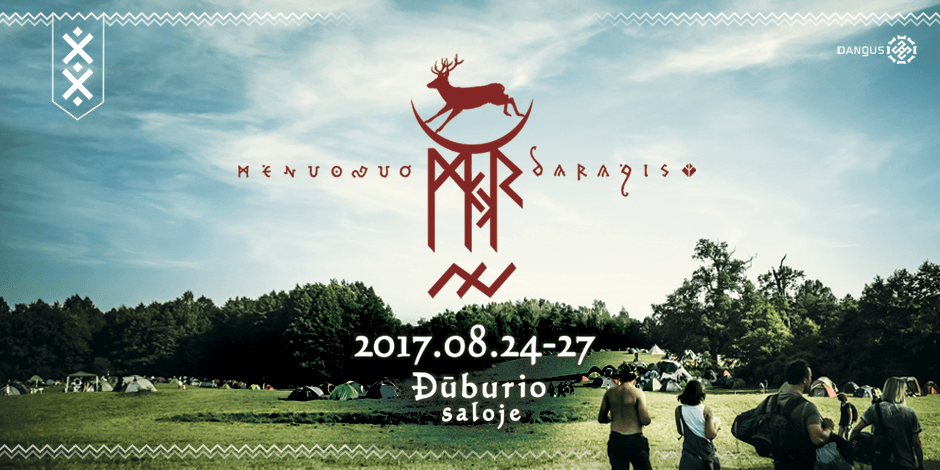 Festivalis MĖNUO JUODARAGIS XX