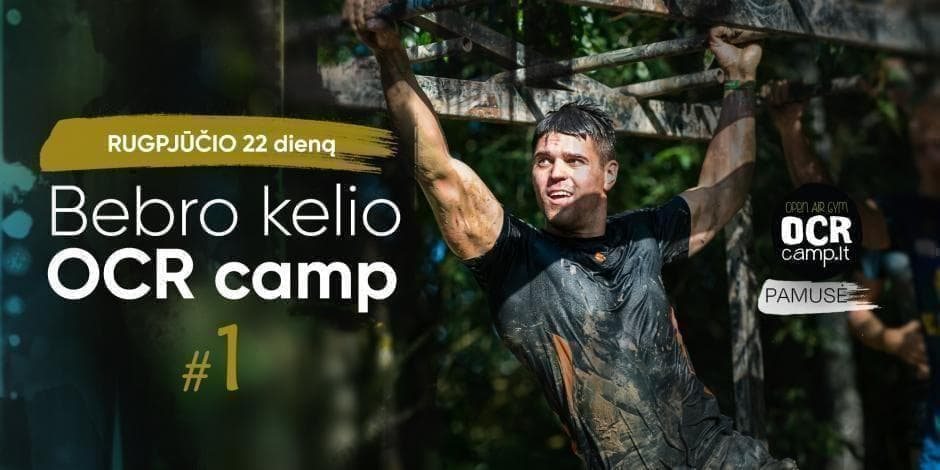 Bebro kelio OCR camp #1