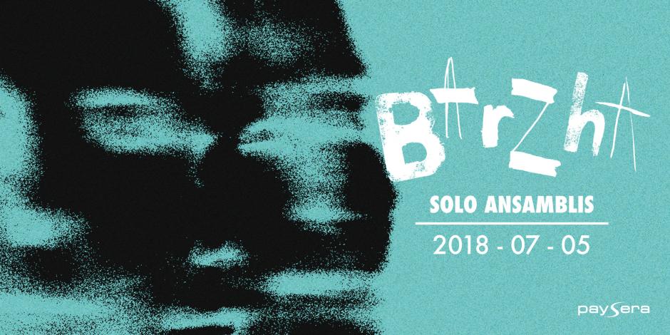 Barzha: Solo Ansamblis (live)
