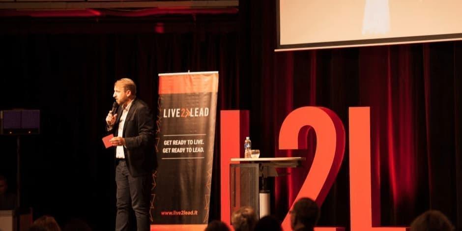 LIVE2LEAD: Lietuva 2018