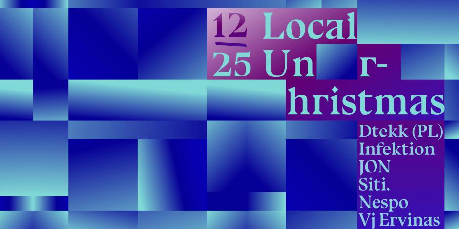 Local UnderChristmas