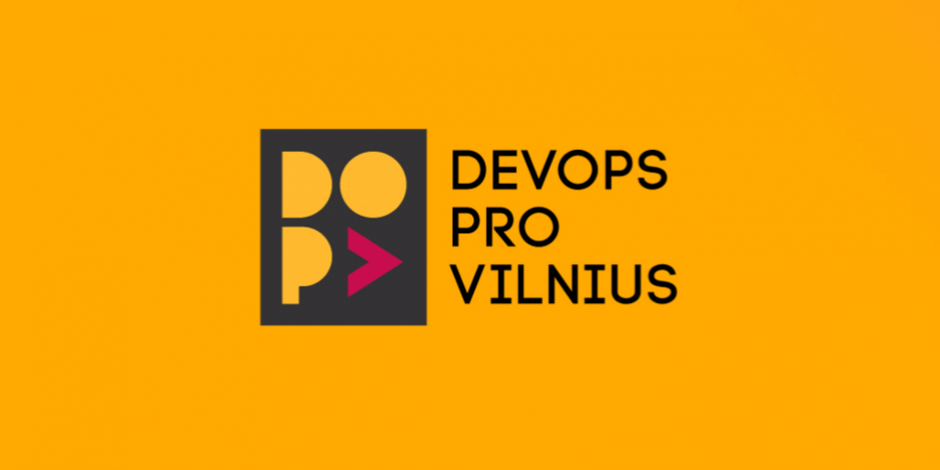DevOps Pro Vilnius 2018 / Workshop Ticket
