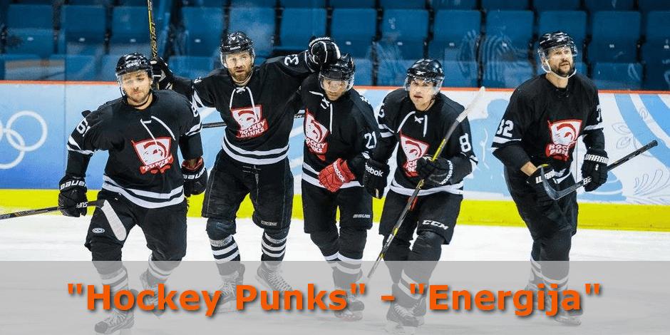 Hockey Punks - Energija