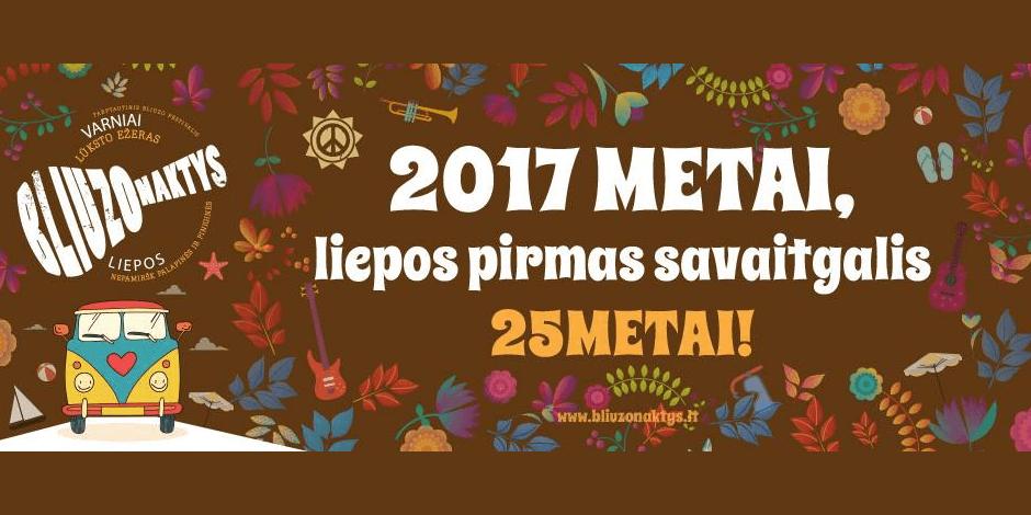 Bliuzo Naktys 2017