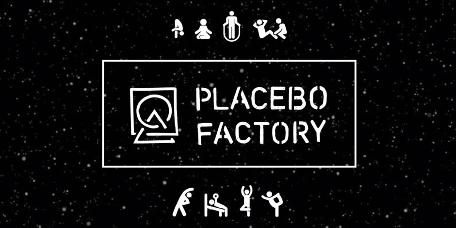 Gongu meditācija Placebo Factory