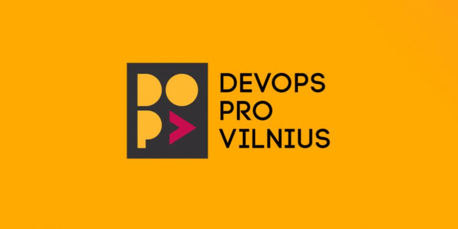 DevOps Pro Vilnius 2018 / Full Ticket