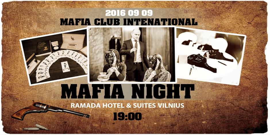 MAFIA NIGHT