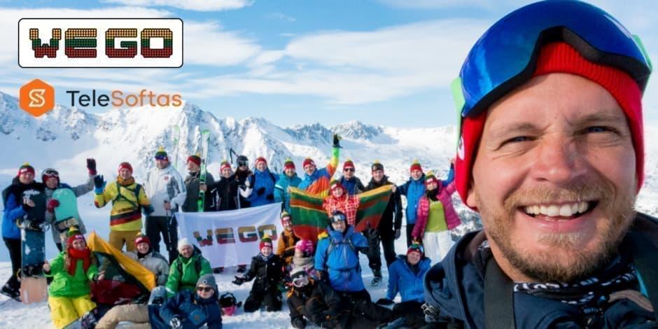 1 GRUPĖ Andoros Pirėnų kalnai (Grandvalira) 2019.01.26 - 02.02