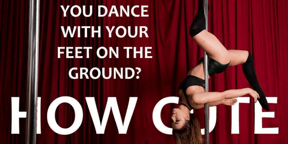 Įvadinė POLE DANCE treniruotė