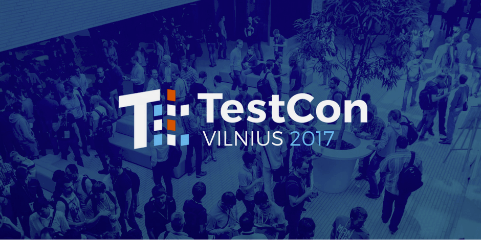 TestCon Vilnius 2017 / Conference Ticket